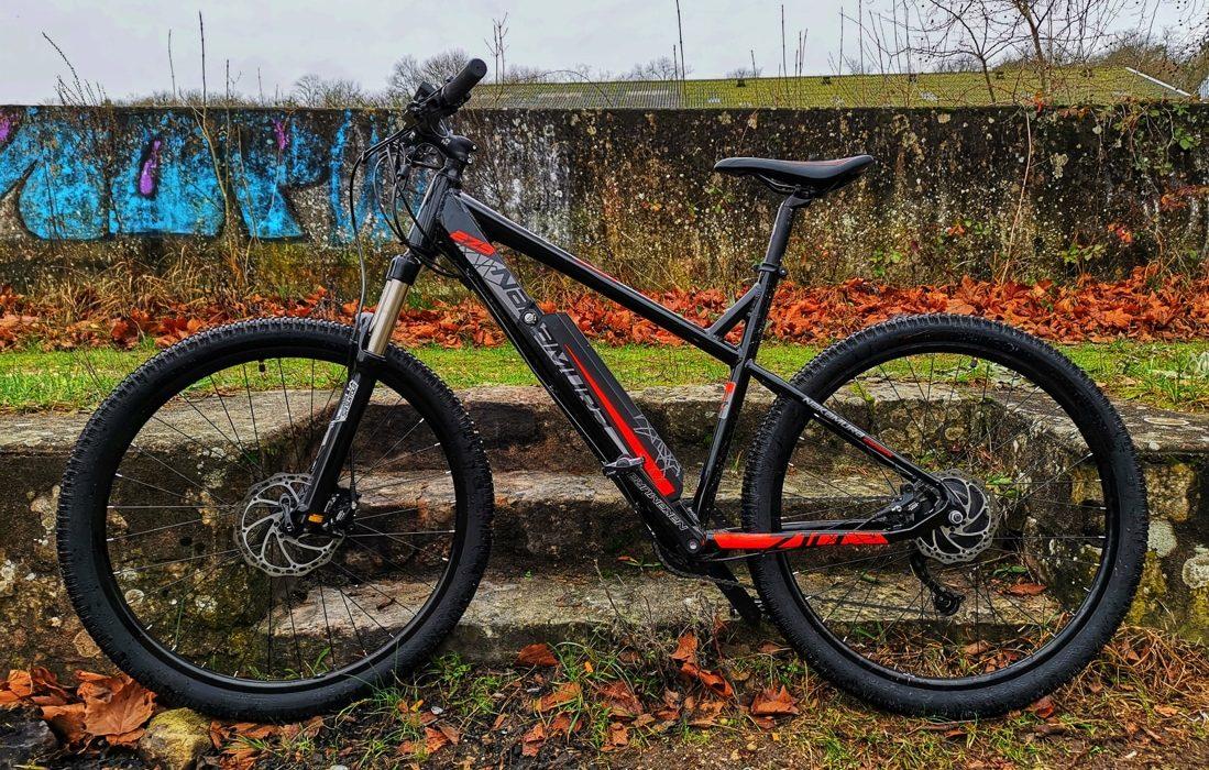 Comment enlever la batterie d'un vélo électrique Nakamura ?