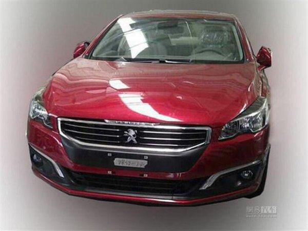 Essai de la Peugeot 408 fabriquée en Chine