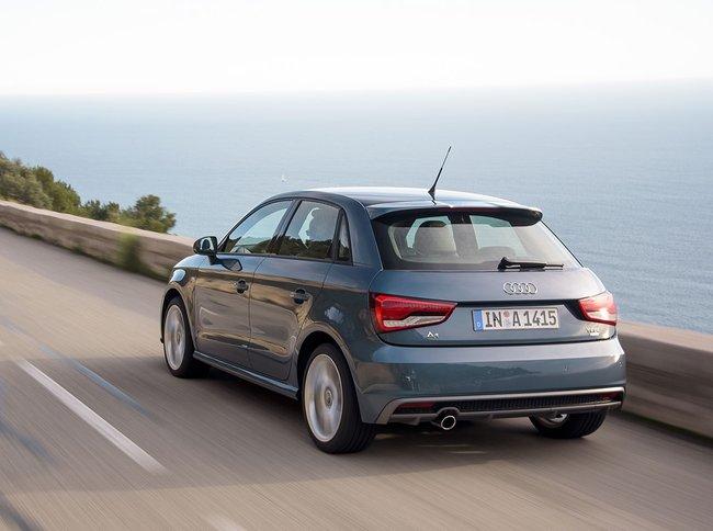 Audi A1 : Les motorisations