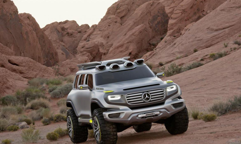 Concept Mercedes Ener-G-Force