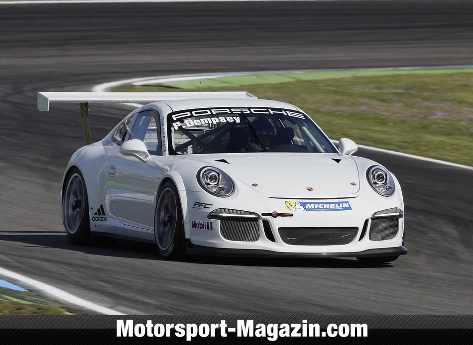 Porsche Mobile 1 Supercup à Hockenheim