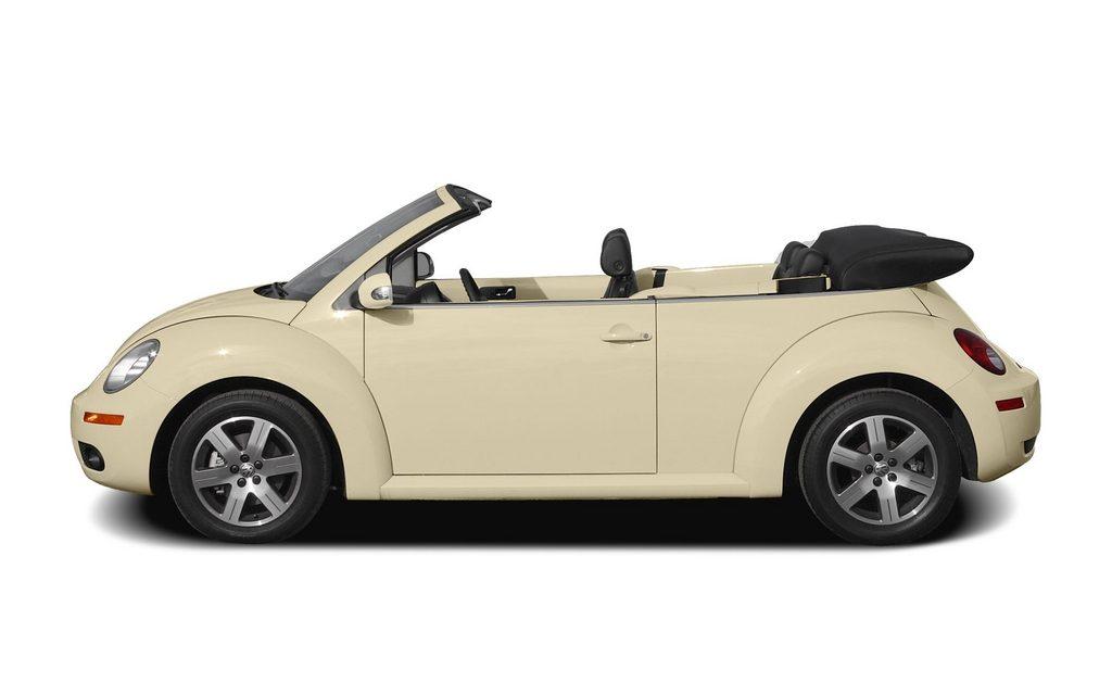 La toute nouvelle Volkswagen Beetle dévoilée