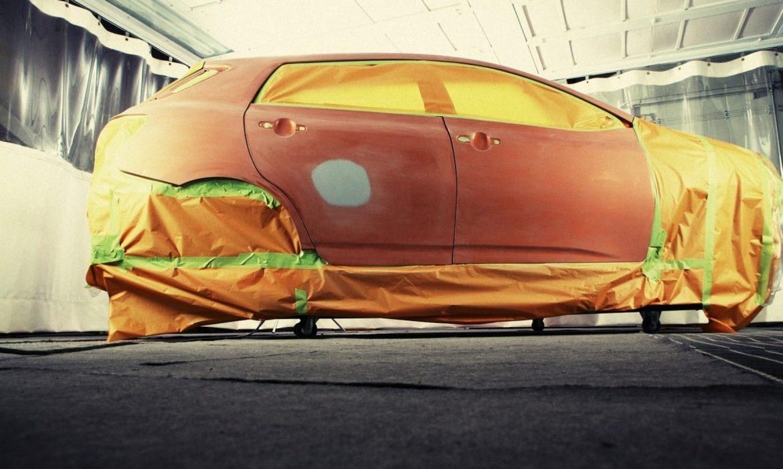 Pourquoi utiliser une peinture à bombe pour votre auto ?