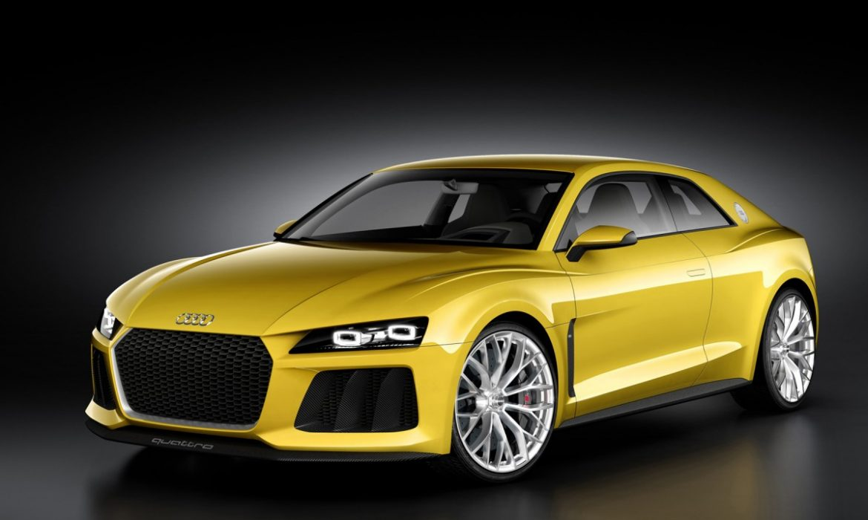 Concept Audi Sport Quattro