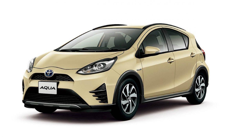 Des nouvelles de la Toyota Prius C