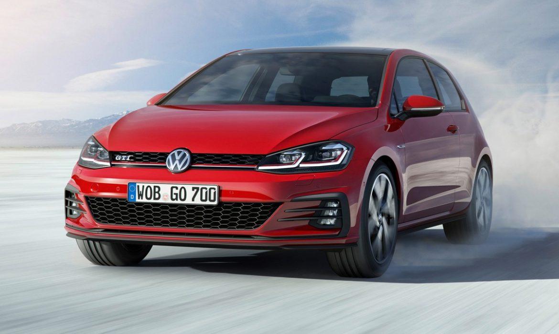 La nouvelle VW Golf VII