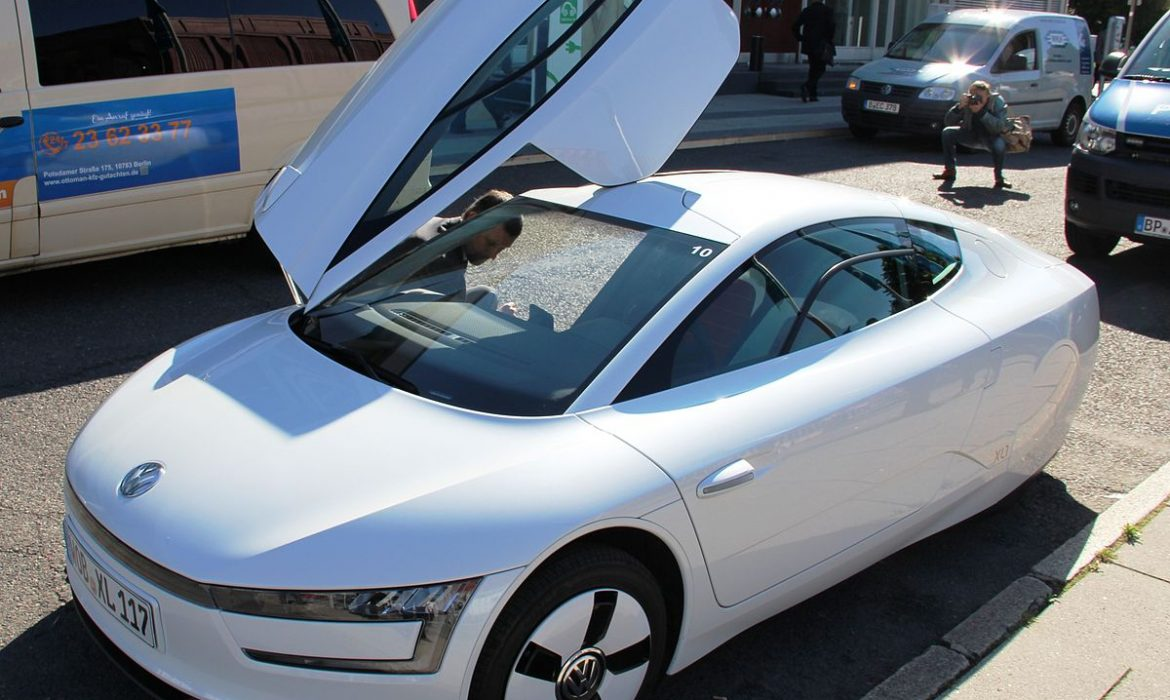 Une version sport de production pour la Volkswagen XL1 ?