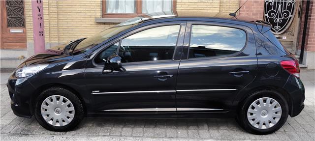 Peugeot 207 : 99g de CO2/km