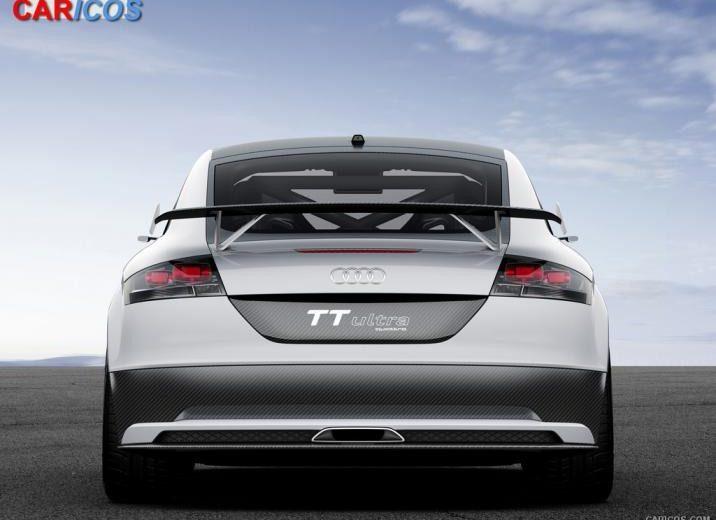 Concept Audi TT Ultra Quattro