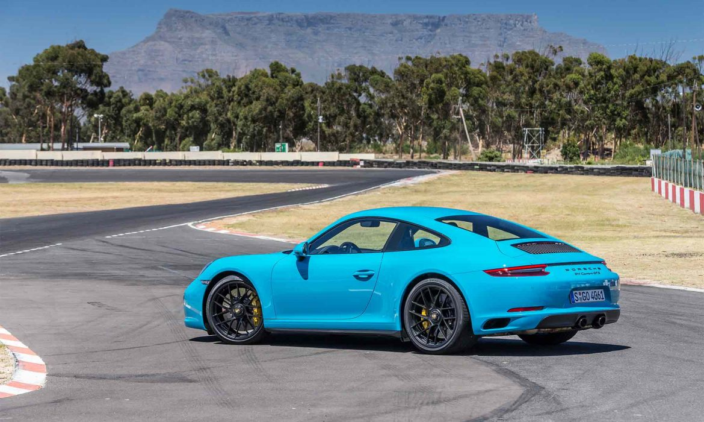 Nouvelle Porsche 911 Carrera GTS