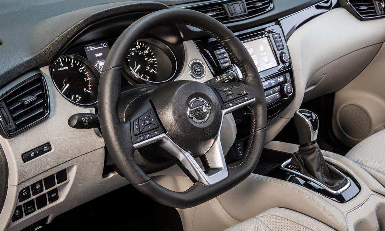 La future Nissan Qashqai