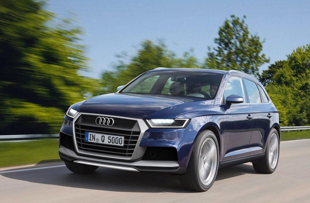 Nouvelle Audi Q5 hybride