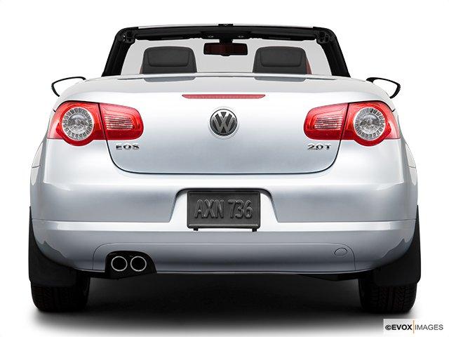 La nouvelle Volkswagen Eos décapotable