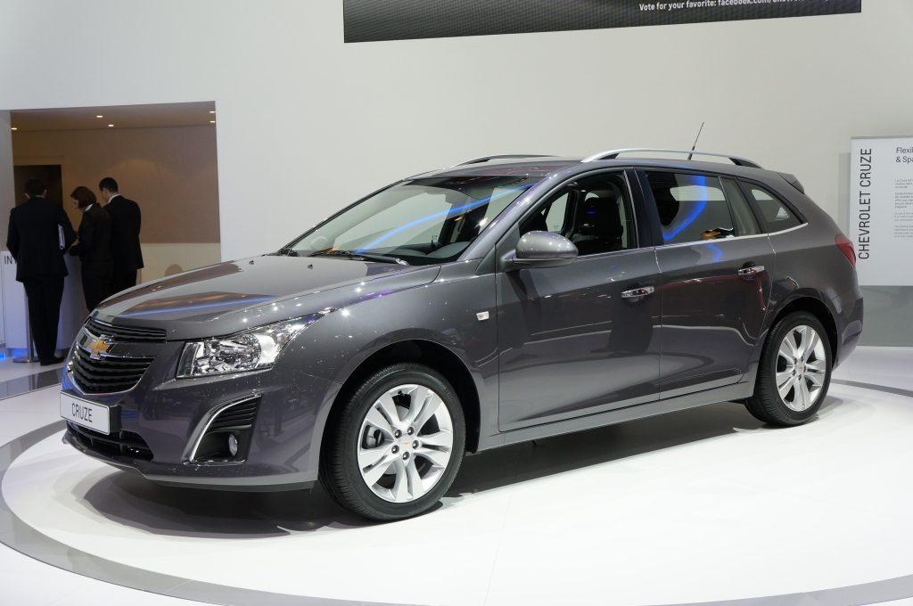 Nouvelle Chevrolet Cruze Station Wagon