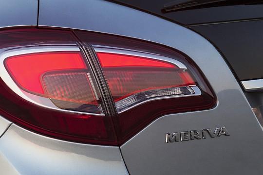 Le lifting de l'Opel Meriva