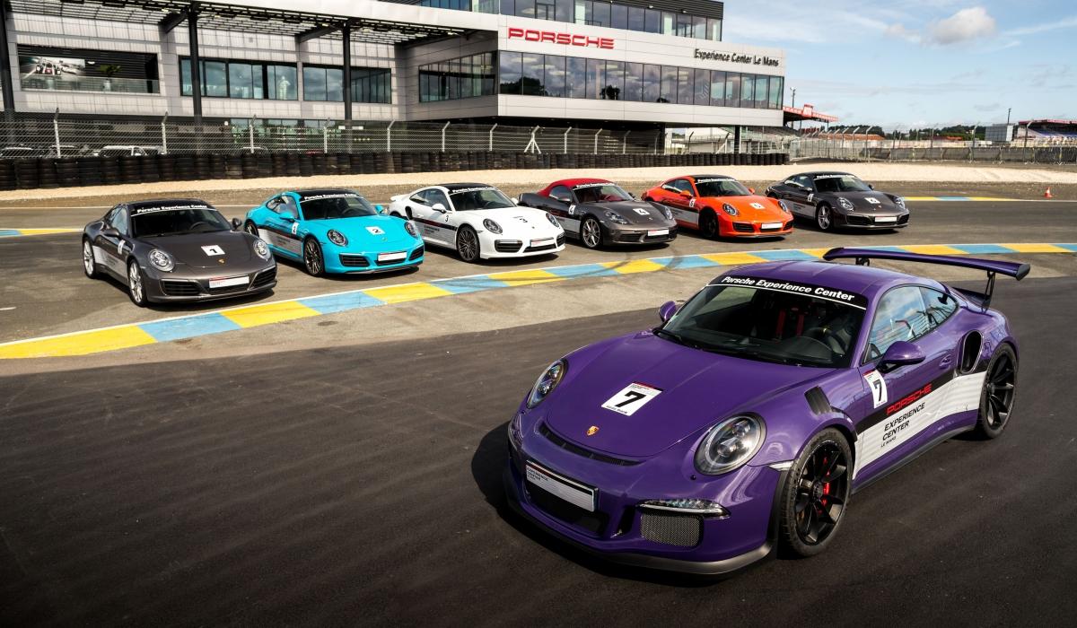 Porsche Sport Driving School : Nouveau et unique en France