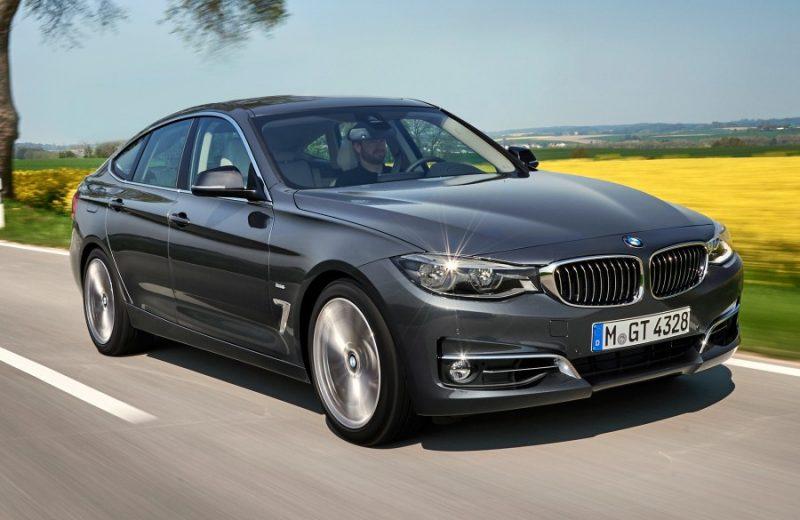 La nouvelle BMW Série 3 version 2012