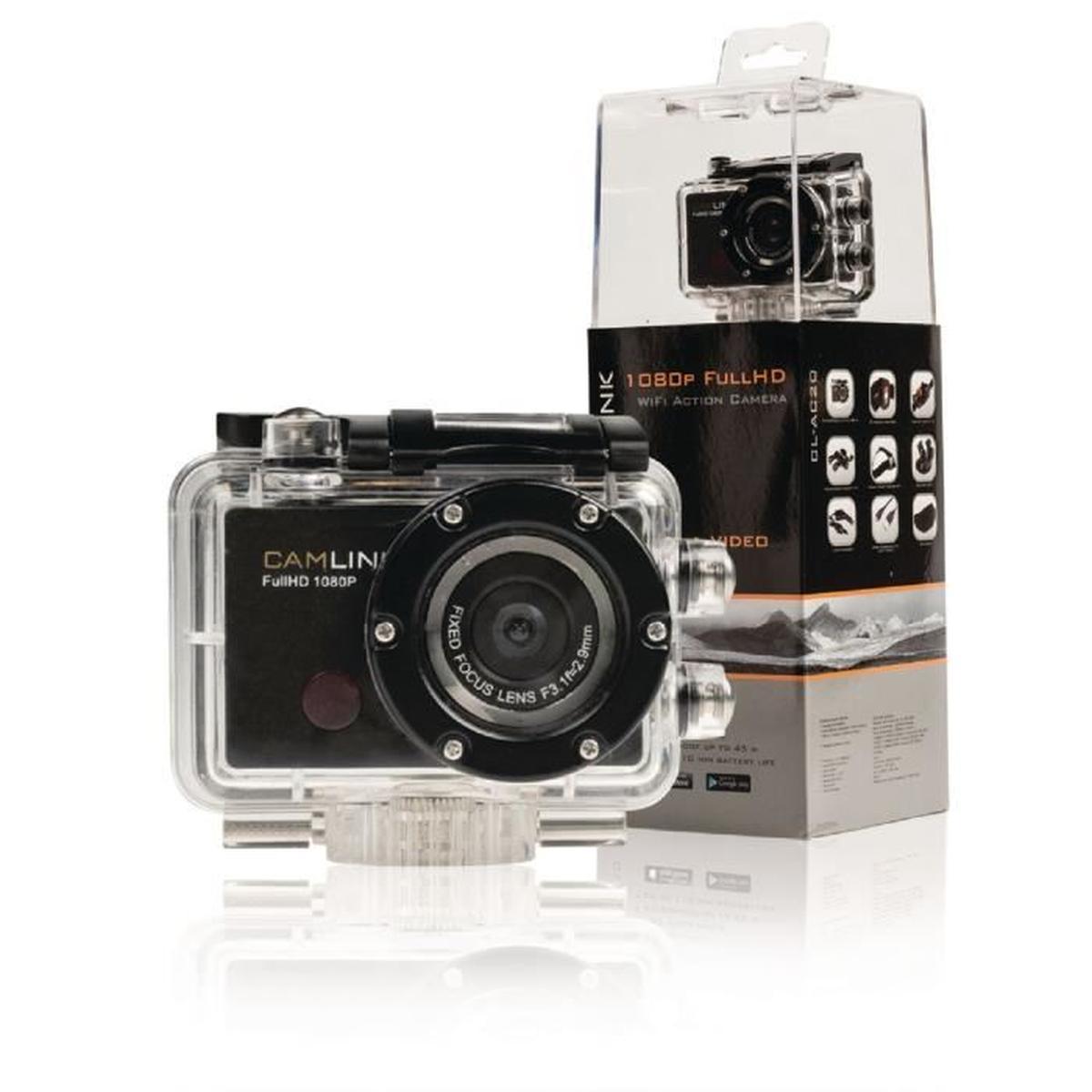 Une caméra embarquée à haute définition