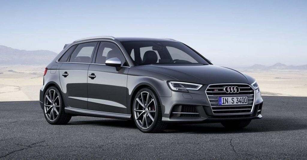 Nouvelle Audi A3 : un temps d'avance