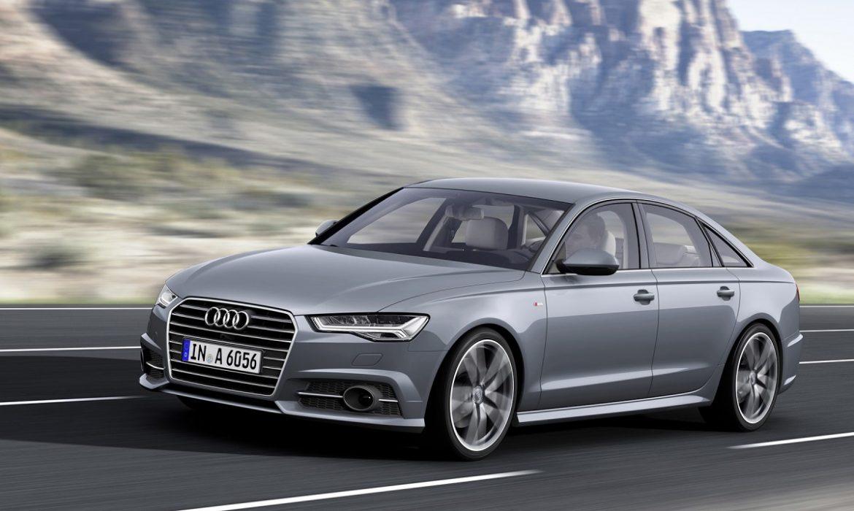 Essai de la nouvelle Audi A6