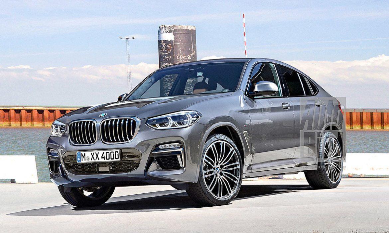 Le nouveau BMW X4 prend forme