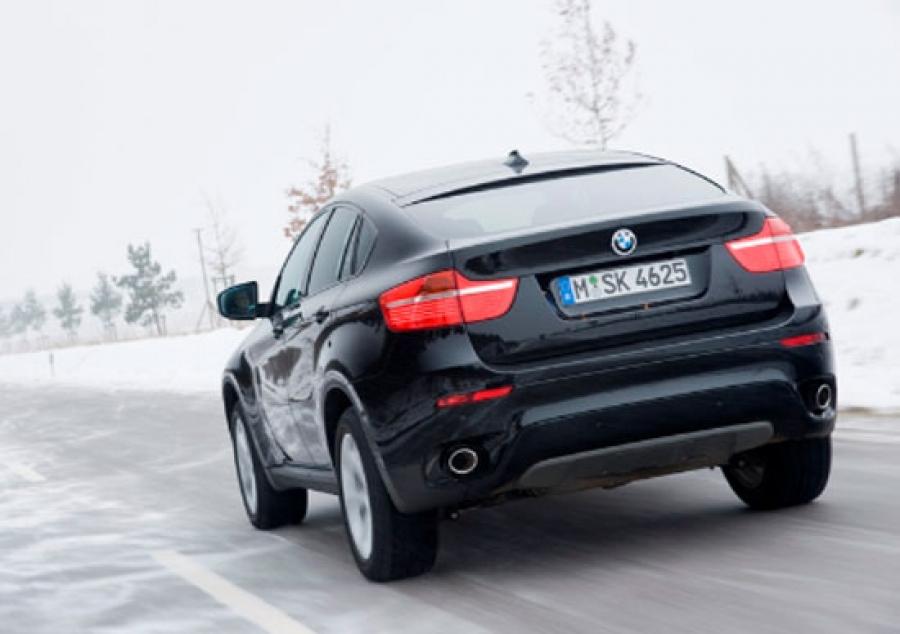 Changements pour la BMW X6