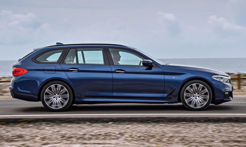 Collection Automne 2010 : nouvelles BMW Serie 5