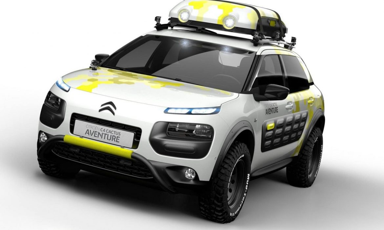 Lifting pour la Citroën C1