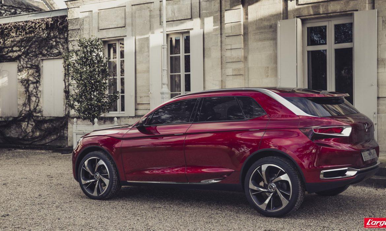 Concept Citroën DS Wild Rubis