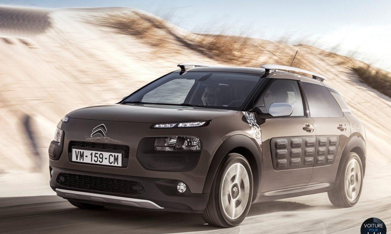 Concept Citroën Cactus