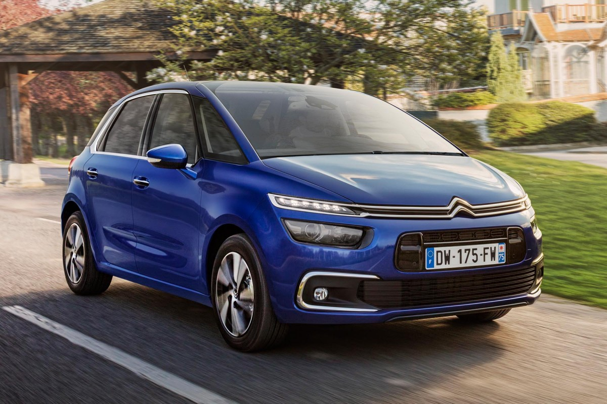 Photos du nouveau C4 Grand Picasso