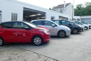 Choix garage auto