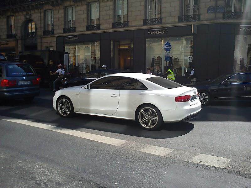 Audi A5 Darkline