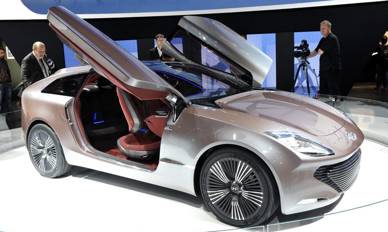 Concept i-oniq de Hyundai