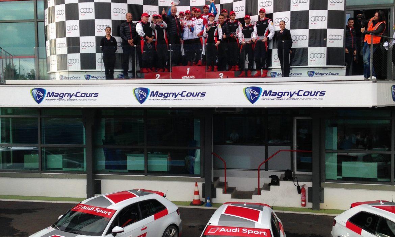 Audi experience endurance : un petit bolide pour une grande course