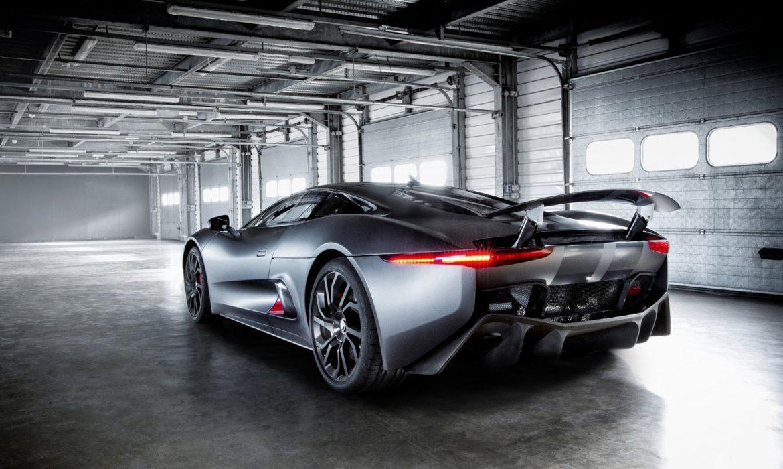 C-X75 : Le futur de Jaguar…