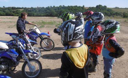 Les colonies de vacances pour faire de la moto