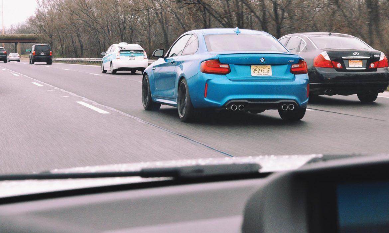 Une nouvelle BMW M1 en gestation