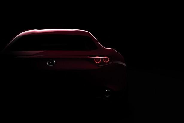 Le concept Mazda 6 dévoilé