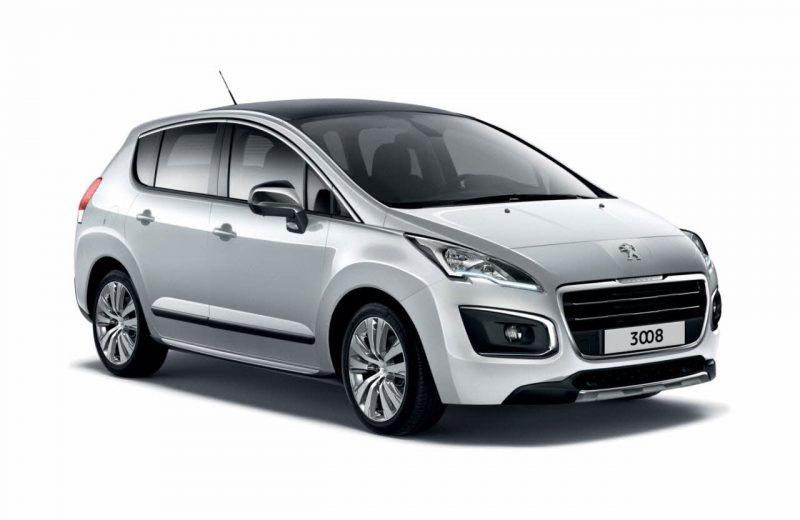 Détails concernant la nouvelle Peugeot 508