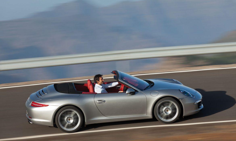 Nouvelle 911 Carrera Cabriolet