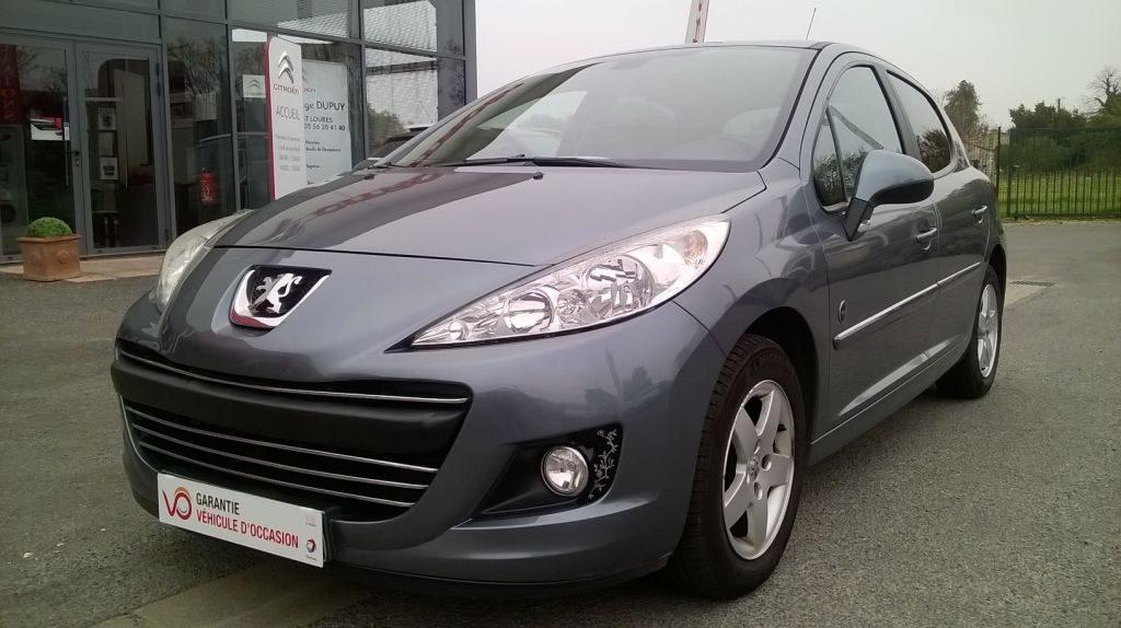 Essai Peugeot 207 Envy
