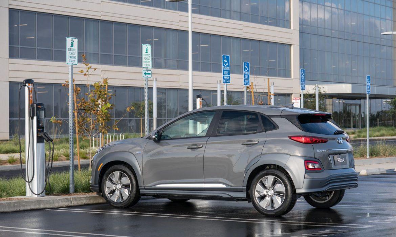 Zoom sur la version full électrique de la Hyundai Kona