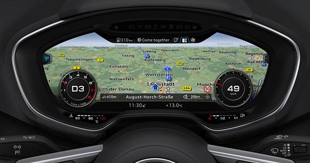 BMW va lancer un nouveau système pour GPS