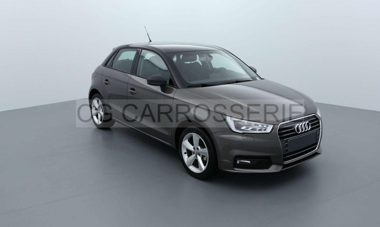 Audi A1 : La carrosserie