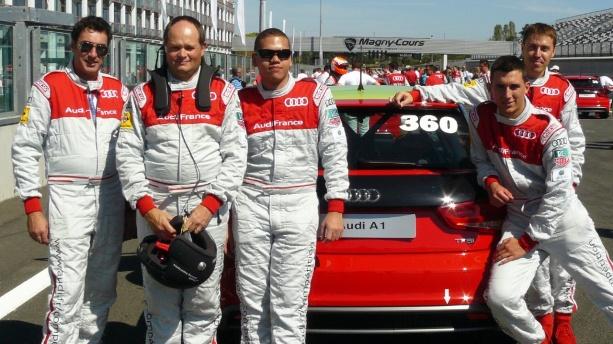 Finale des Audi endurance experience en direct