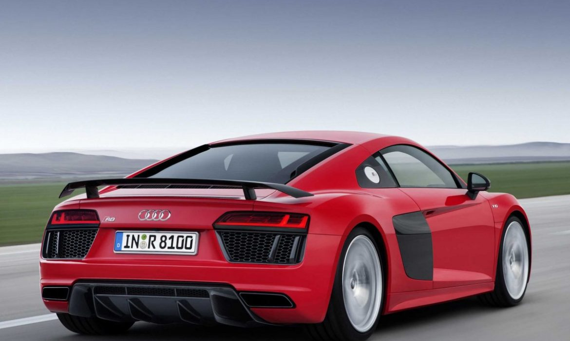 Audi R8 e-tron version e-performance