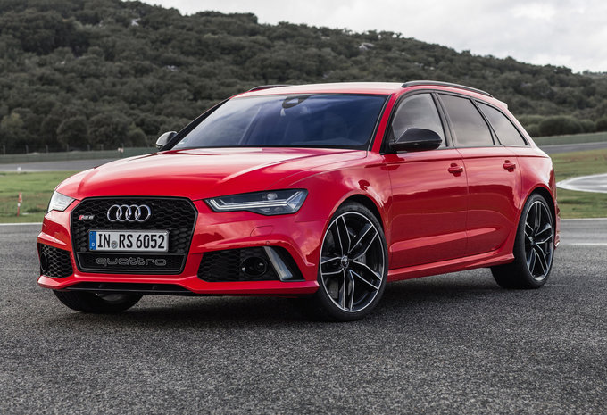 La nouvelle Audi A6 Avant