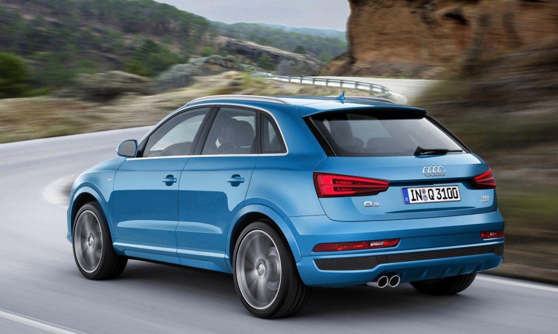 Audi Q3 : lancement en trois dimensions