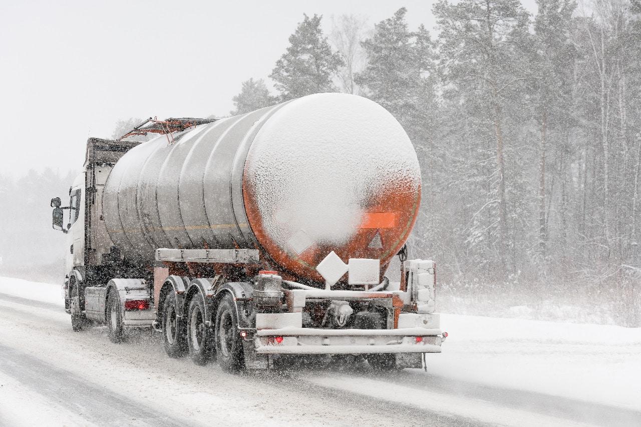 Poids lourds : les meilleurs pneus hiver du marché en 2021